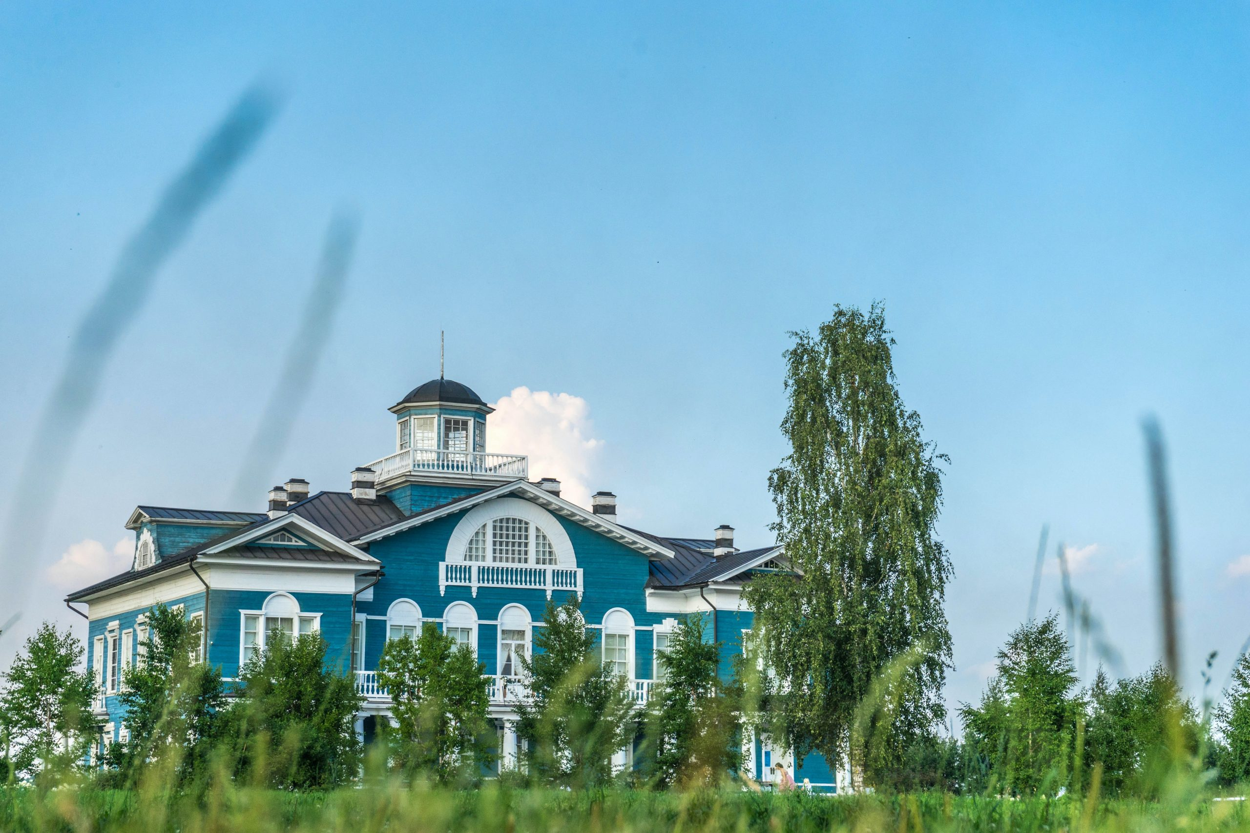 Как определить в каком архитектурном стиле построить дом